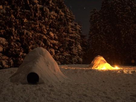 Schneeschuhwandern Arber Bodenmais Zwiesel Mittagsplatzl